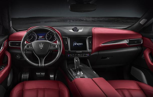 Maserati Levante GTS: SUV-ul primește o versiune de performanță de 550 de cai putere - Poza 4