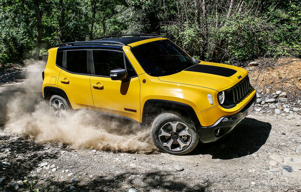 Premieră pentru Alianța Fiat-Chrysler: Jeep a depășit vânzările Fiat în prima parte a anului - Poza 1
