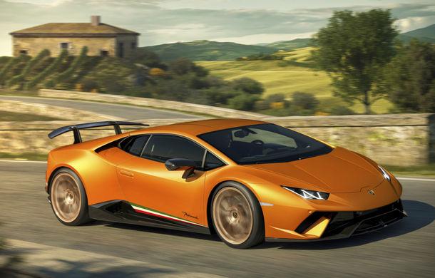 Lamborghini a stabilit un nou record istoric: 2.327 de mașini vândute în primele 6 luni. Huracan și Aventador, cele mai căutate modele - Poza 1