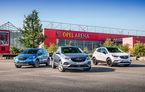 Noutățile pregătite de Opel în gama X: motoare de 1.5 litri diesel pentru Crossland X și Grandland X și entry-level pe benzină de 120 CP pentru Mokka X