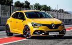 Renault a prezentat noul Megane RS Trophy: transmisie manuală sau automată pentru Hot Hatch-ul de 300 de cai putere