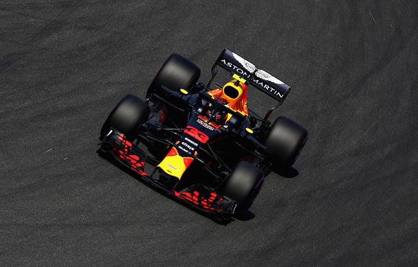 Red Bull, cei mai rapizi în antrenamentele din Germania: Ricciardo și Verstappen au ocupat prima poziție în cele două sesiuni - Poza 1