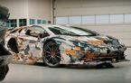Primul clip teaser cu viitorul Lamborghini Aventador SVJ: supercar-ul acoperit cu camuflaj ajunge pe Nurburgring