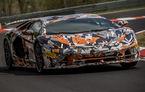 Record pe Nurburgring: Lamborghini Aventador SVJ a parcurs Iadul Verde în 6 minute și 44.97 de secunde