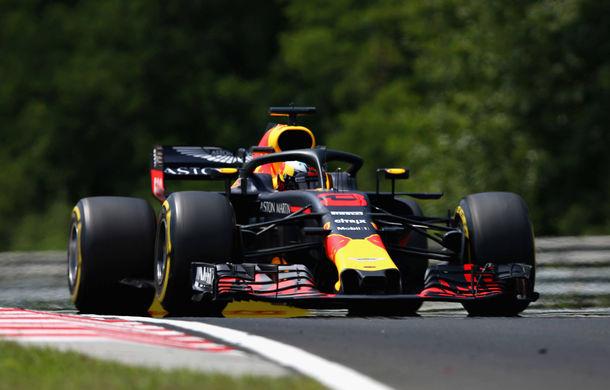 Luptă echilibrată între Red Bull și Ferrari: Ricciardo și Vettel, cel mai rapizi în antrenamentele din Ungaria - Poza 1