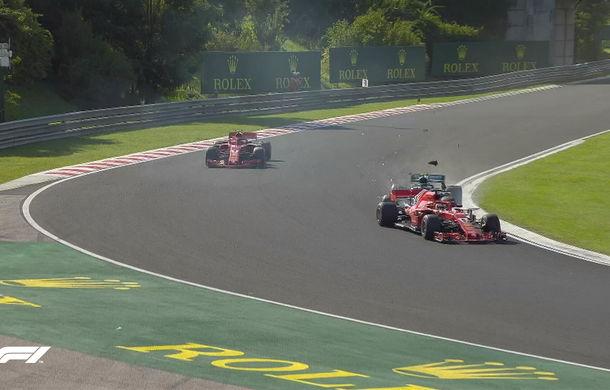 Hamilton a câștigat fără emoții la Hungaroring! Vettel, locul 2 după un acroșaj cu Bottas în finalul cursei - Poza 2