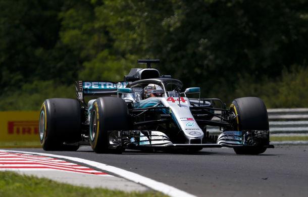 Hamilton a câștigat fără emoții la Hungaroring! Vettel, locul 2 după un acroșaj cu Bottas în finalul cursei - Poza 1