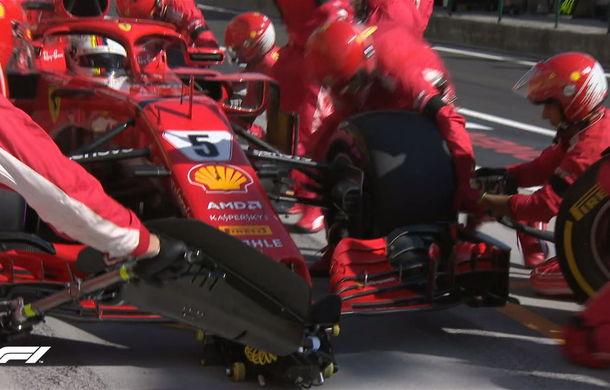 Hamilton a câștigat fără emoții la Hungaroring! Vettel, locul 2 după un acroșaj cu Bottas în finalul cursei - Poza 3