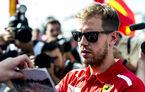 """Vettel rămâne încrezător în șansele la titlul mondial: """"Monopostul Ferrari este mai puternic și are potențialul de a se dezlănțui"""""""