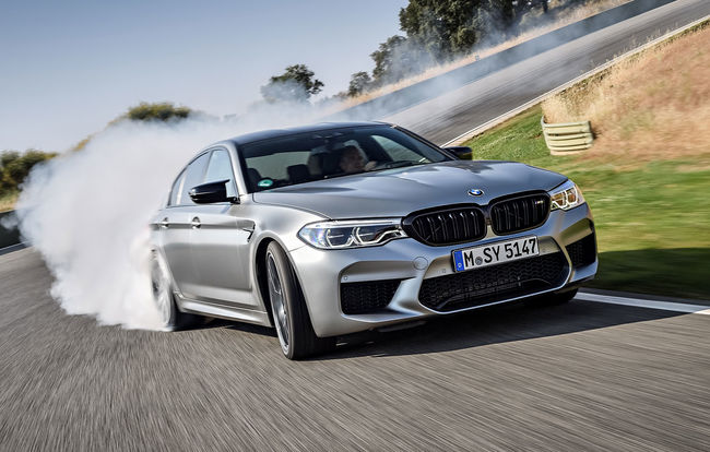 Test drive BMW Seria 5