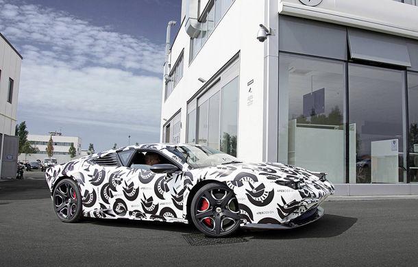 Supercar cu aromă retro: Ares Panther folosește arhitectura lui Lamborghini Huracan, dar are un design inspirat de legendarul De Tomaso Pantera - Poza 3