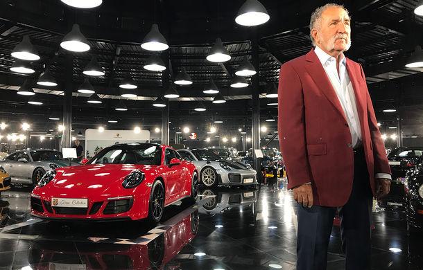 Exponate noi în cadrul galeriei Țiriac Collection: fanii Porsche vor putea admira patru exemplare 911 de top - Poza 6