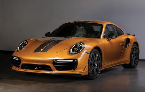Exponate noi în cadrul galeriei Țiriac Collection: fanii Porsche vor putea admira patru exemplare 911 de top - Poza 4