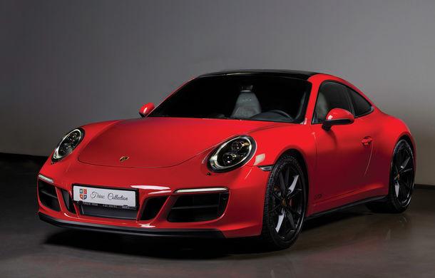 Exponate noi în cadrul galeriei Țiriac Collection: fanii Porsche vor putea admira patru exemplare 911 de top - Poza 3