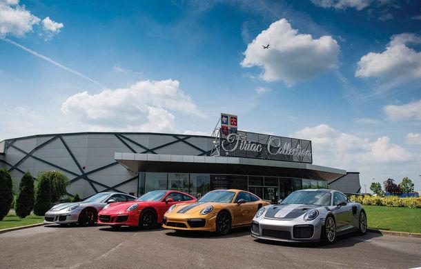 Exponate noi în cadrul galeriei Țiriac Collection: fanii Porsche vor putea admira patru exemplare 911 de top - Poza 1