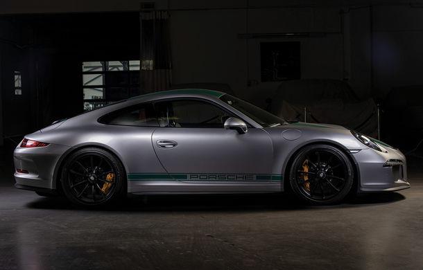Exponate noi în cadrul galeriei Țiriac Collection: fanii Porsche vor putea admira patru exemplare 911 de top - Poza 5