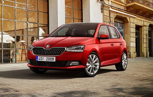 Prețuri Skoda Fabia facelift în România: modelul de clasă mică pornește de la 10.000 de euro - Poza 1