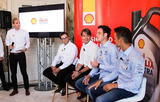 Shell Drive On Experience: o zi de vis pe circuit alături de Thierry Neuville, Dani Sordo și Augusto Farfus - Poza 3