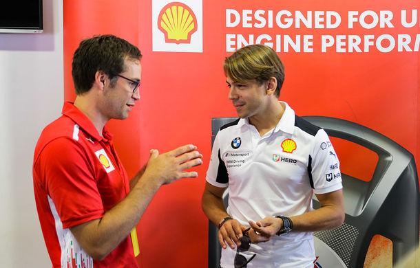 Shell Drive On Experience: o zi de vis pe circuit alături de Thierry Neuville, Dani Sordo și Augusto Farfus - Poza 6