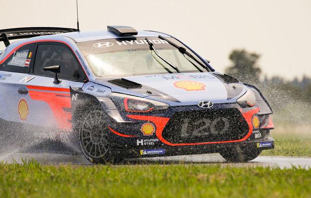 Shell Drive On Experience: o zi de vis pe circuit alături de Thierry Neuville, Dani Sordo și Augusto Farfus - Poza 22