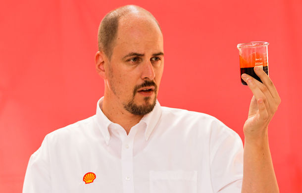 Shell Drive On Experience: o zi de vis pe circuit alături de Thierry Neuville, Dani Sordo și Augusto Farfus - Poza 31