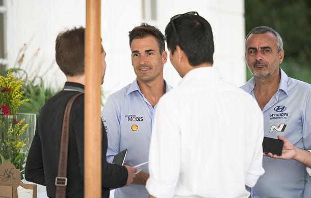 Shell Drive On Experience: o zi de vis pe circuit alături de Thierry Neuville, Dani Sordo și Augusto Farfus - Poza 5