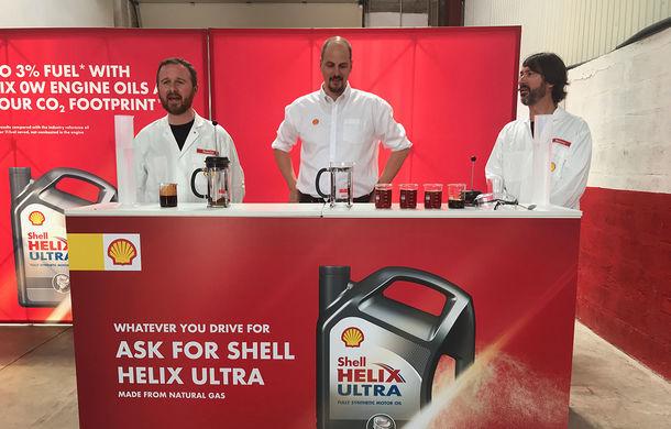 Shell Drive On Experience: o zi de vis pe circuit alături de Thierry Neuville, Dani Sordo și Augusto Farfus - Poza 29