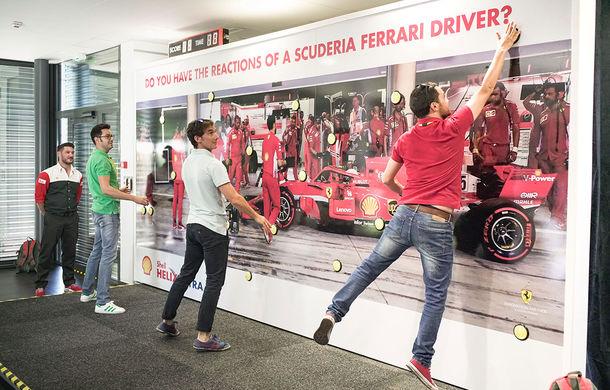 Shell Drive On Experience: o zi de vis pe circuit alături de Thierry Neuville, Dani Sordo și Augusto Farfus - Poza 10