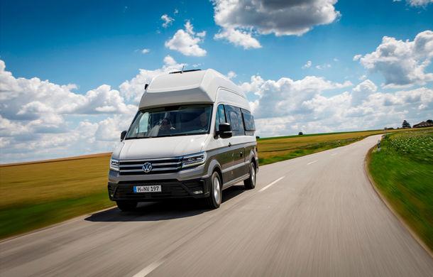 Volkswagen prezintă noul Grand California: camper van-ul oferă spațiu pentru toată familia și dotări moderne pentru iubitorii de vacanțe pe roți - Poza 3