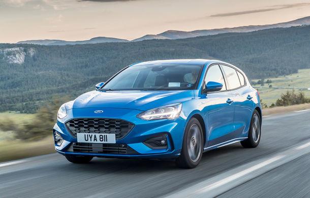 Noua generație Ford Focus, disponibilă în România: start de la 17.750 de euro - Poza 1