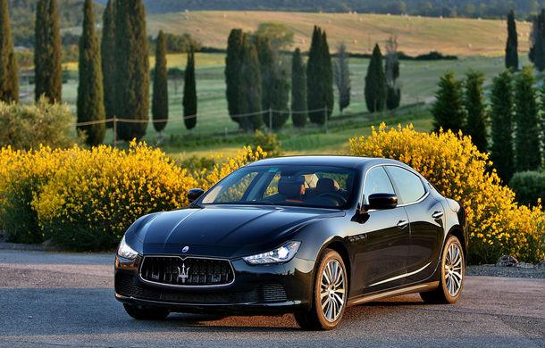 """Maserati, după prăbușirea vânzărilor din ultimele 3 luni: """"Avem încredere că ne vom reveni. China este principala problemă"""" - Poza 1"""