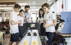 5 elevi din România participă la competiția F1 in Schools pentru dezvoltarea unui prototip de Formula 1 în miniatură