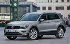 Volkswagen pregătește un recall de 700.000 de unități Tiguan și Touran: risc de incendiu la plafonul panoramic