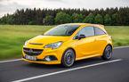 Opel Corsa GSi poate fi comandat și în România: start de la 16.650 de euro