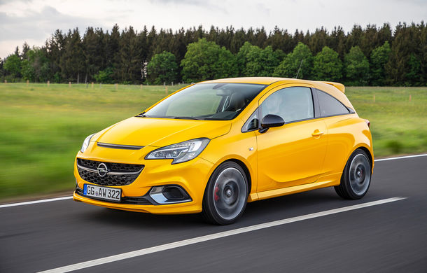 Opel Corsa GSi poate fi comandat și în România: start de la 16.650 de euro - Poza 1
