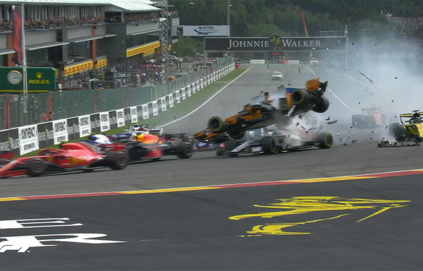 Vettel a câștigat cursa de la Spa-Francorchamps! Hamilton și Verstappen au completat podiumul - Poza 2