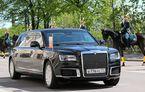 Rușii de la Aurus vor să concureze pe piața mașinilor de lux cu Rolls-Royce și Bentley: Aurus furnizează limuzina prezidențială pentru Vladimir Putin