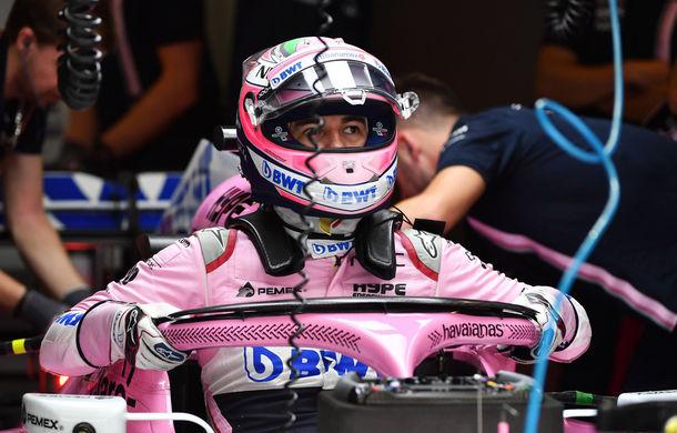 Perez și Vettel, cei mai rapizi în antrenamentele de vineri de la Monza. Accident spectaculos pentru Ericsson - Poza 1