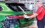 Porsche a dat startul producției lui Macan facelift: primul exemplar va ajunge la un client din China