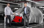 Audi a început producția de serie a SUV-ului electric e-tron: lansarea oficială, programată în 17 septembrie