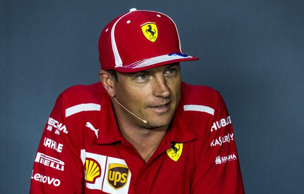 Raikkonen, la un pas să fie îndepărtat de Ferrari: Leclerc a devenit favorit să devină coechipierul lui Vettel - Poza 1