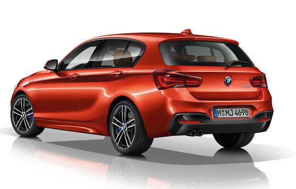 Noutăți de toamnă în gama BMW: ediție specială M Sport Shadow pentru Seria 1 și îmbunătățiri pentru SUV-urile X1 și X2 - Poza 3