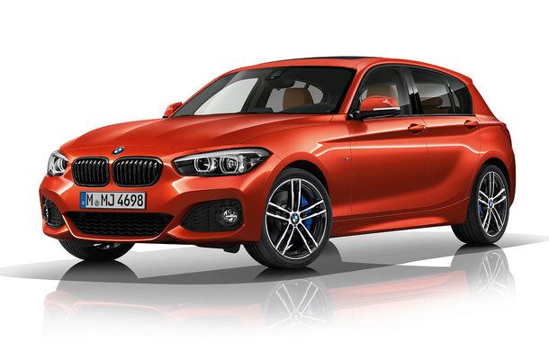 Noutăți de toamnă în gama BMW: ediție specială M Sport Shadow pentru Seria 1 și îmbunătățiri pentru SUV-urile X1 și X2 - Poza 2