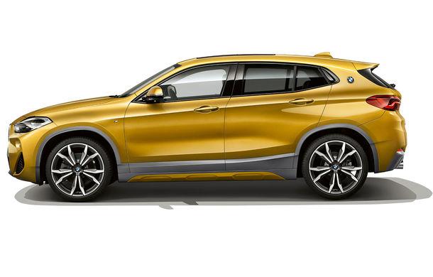 Noutăți de toamnă în gama BMW: ediție specială M Sport Shadow pentru Seria 1 și îmbunătățiri pentru SUV-urile X1 și X2 - Poza 5