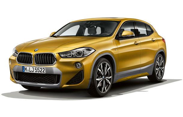 Noutăți de toamnă în gama BMW: ediție specială M Sport Shadow pentru Seria 1 și îmbunătățiri pentru SUV-urile X1 și X2 - Poza 4