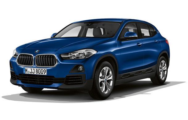 Noutăți de toamnă în gama BMW: ediție specială M Sport Shadow pentru Seria 1 și îmbunătățiri pentru SUV-urile X1 și X2 - Poza 1