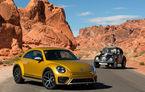 """Volkswagen ar putea lansa o versiune specială de """"rămas bun"""" pentru Beetle: producția """"broscuței"""" va fi oprită la finalul acestei generații"""
