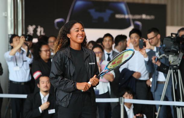 Naomi Osaka a devenit ambasador Nissan: campioana de la US Open a semnat un contract de sponsorizare pe 3 ani - Poza 1