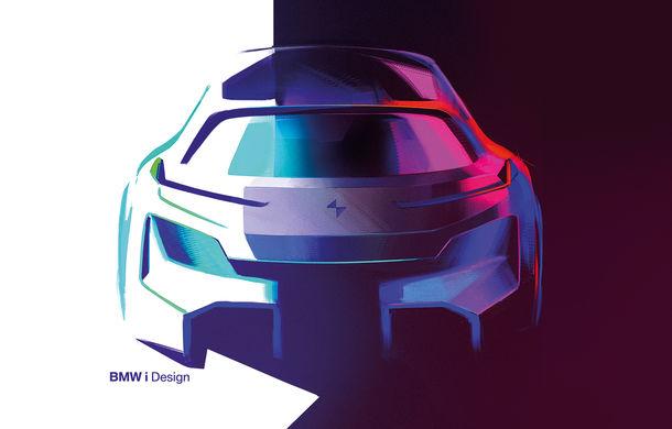 BMW Vision iNext: conceptul care anticipează tehnologiile și interiorul mașinilor autonome ale germanilor. Versiunea de serie debutează în 2021 - Poza 62