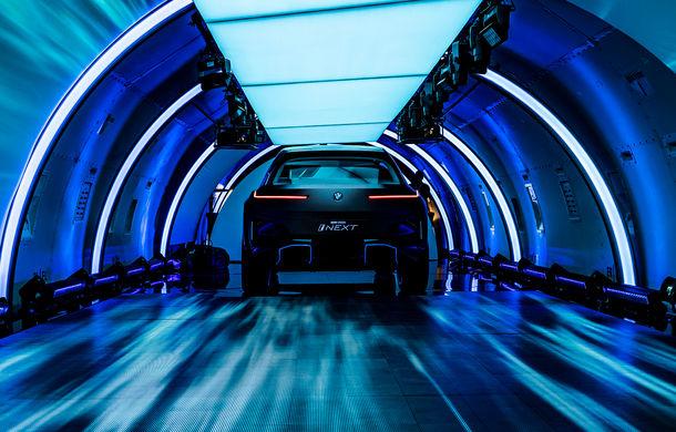 BMW Vision iNext: conceptul care anticipează tehnologiile și interiorul mașinilor autonome ale germanilor. Versiunea de serie debutează în 2021 - Poza 11